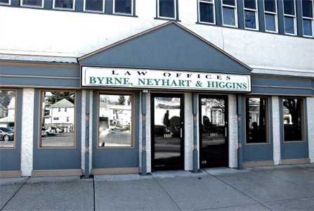 Welcome To Byrne, Neyhart, & Higgins
